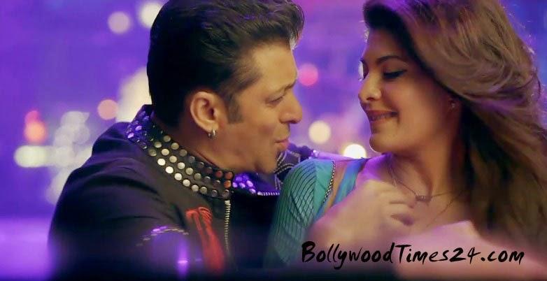 Salman Khan Hangover Video Song Out ! Kick Hindi Movie (2014)