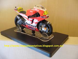 Valentino Rossi's Ducati
