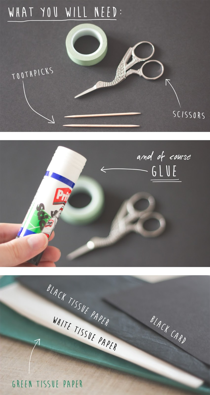 Nook Cranny Tutorial Tissue Paper Flower