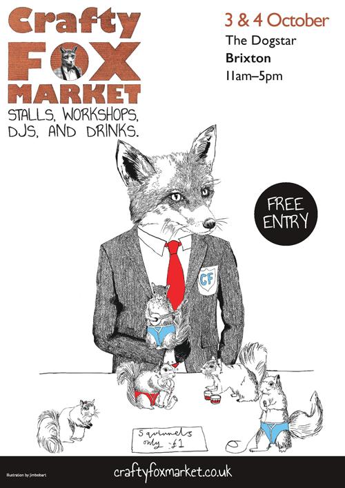 Crafty Fox Market 2015