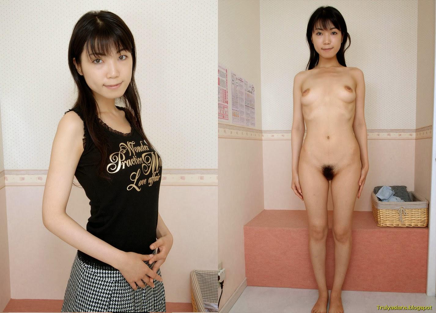 Японские тёлочки в медицинском учреждении на медосмотре ...