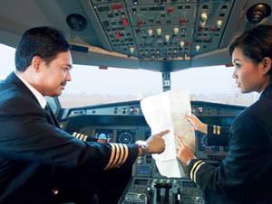 Pilot Garuda Indonesia