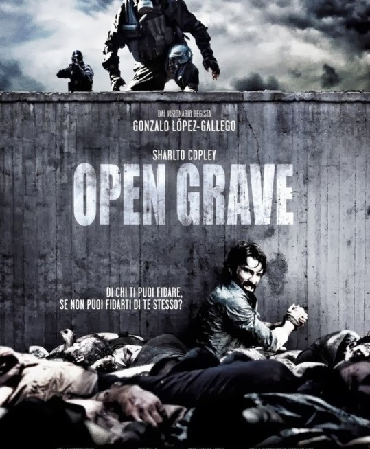 Open Grave – Legendado