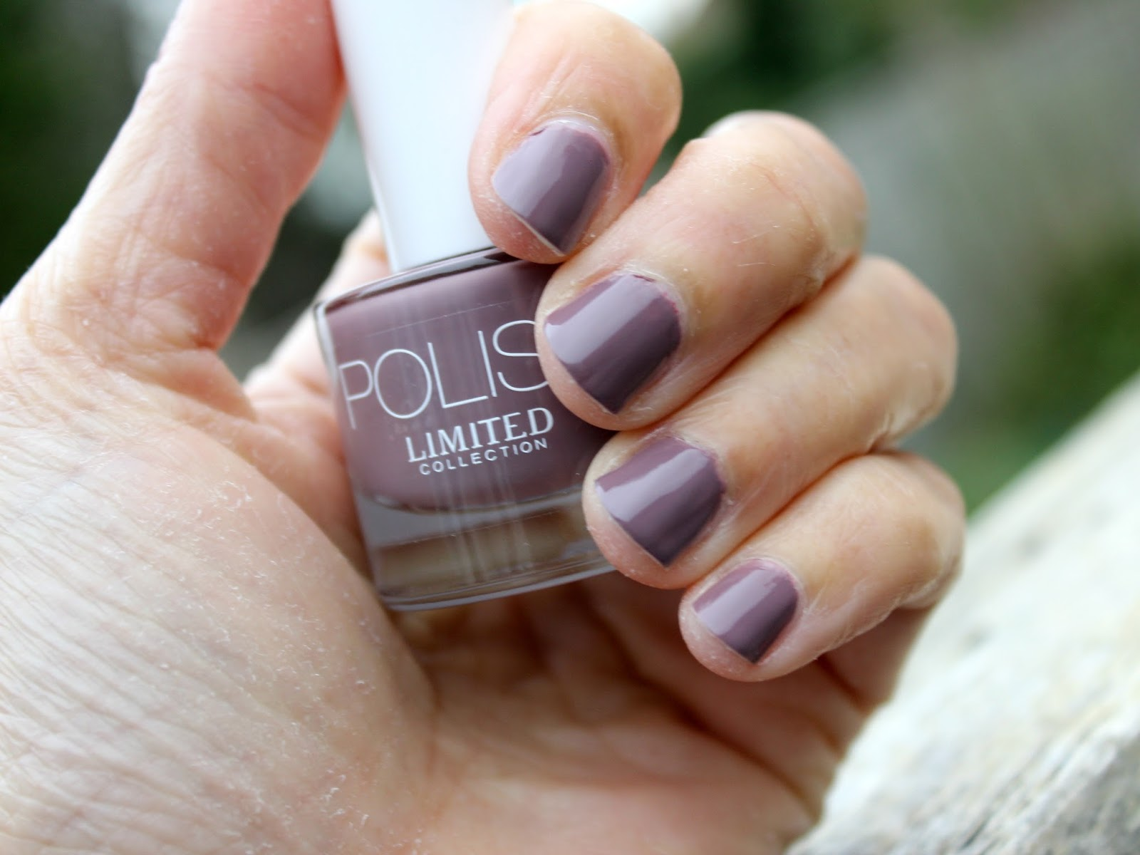 A picture of the Marks & Spencer Limited Collection Nail Polish in Putty
