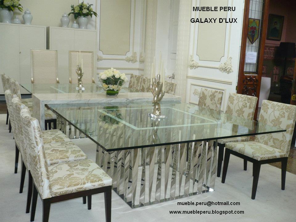 Muebles pegaso muebles para toda ocasion for Comedores modernos de diseno