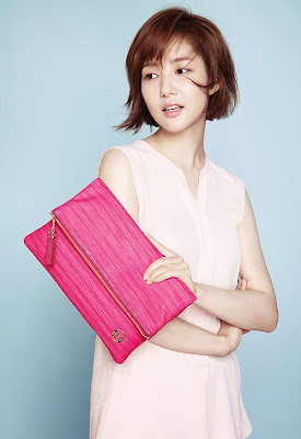 Park Min Young - Duani Spring Summer 2015