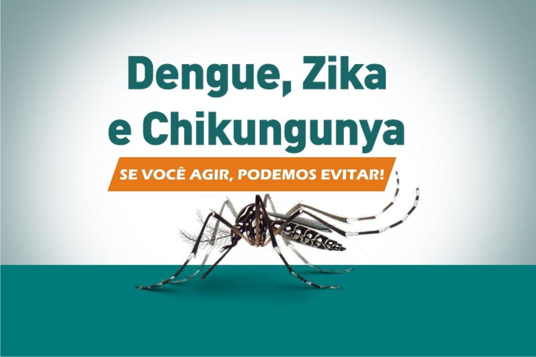 Se o mosquito pode matar, ele NÃO pode nascer.