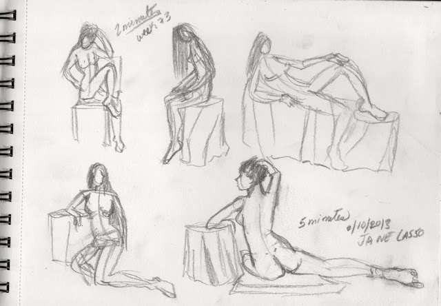 Dibujos hechos a lápiz