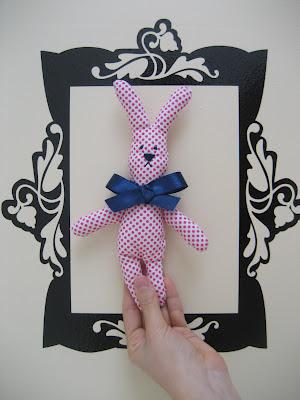 DIY Tutorial Muñeco conejito de trapo. / Rag doll / Poupée en tissu