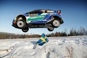 Legjobb fotó - Rally Sweden 2012