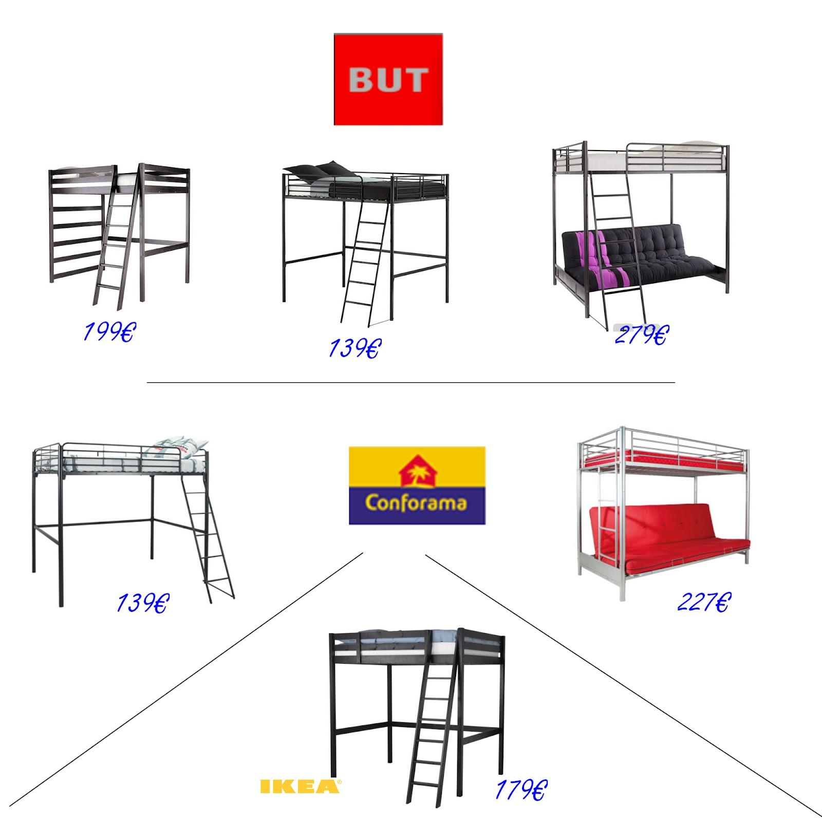 princesse fait son nid dossier lit mezzanine adulte. Black Bedroom Furniture Sets. Home Design Ideas