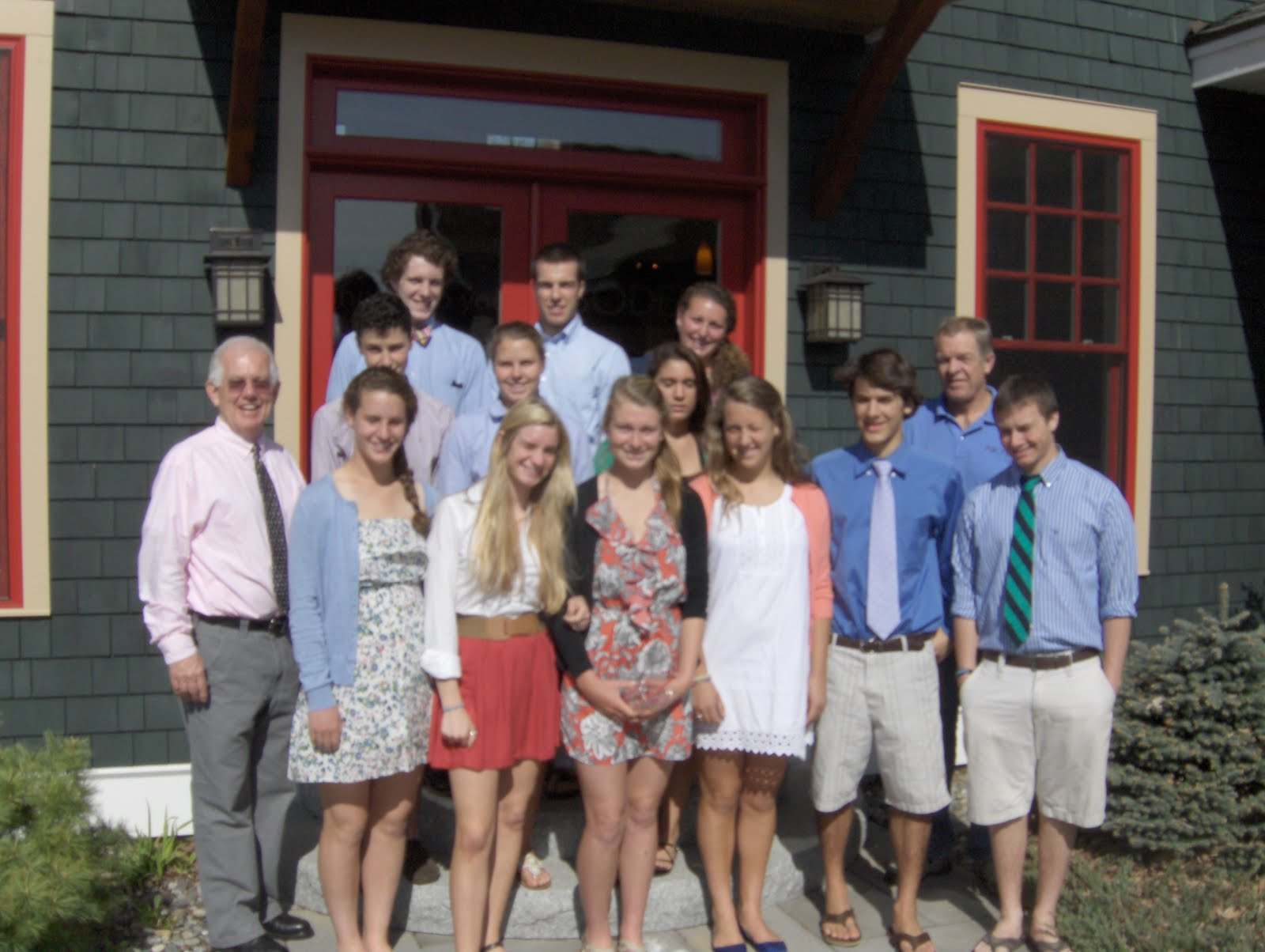 Abode Builders Of New England Holderness School Ap Class