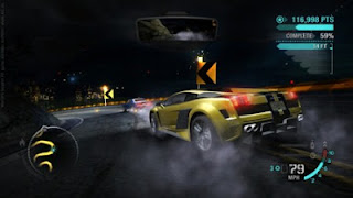 Game Need For Speed ​​Carbon Full Version