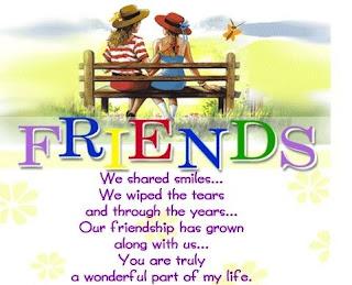 friends, kawan, sahabat, sejati, baik, rakan, karib, akrab, forever, islamik, best, renungan