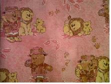 Ursinhos e Leões Rosa