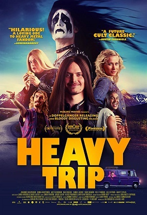Heavy Trip Filmes Torrent Download capa