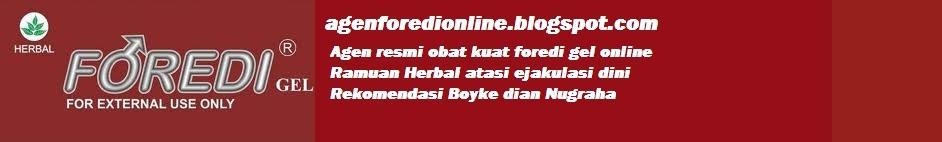 Agen Foredi Online | Obat Kuat Alami