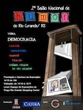 2º SALÃO NACIONAL DE HUMOR