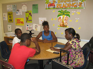 summer reading outreach