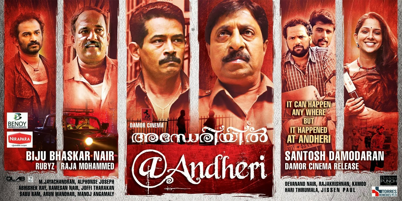 Andheri 2014 Malayalam Movie Watch Online