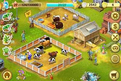 Farm UP v2.2 APK + DATA Android download