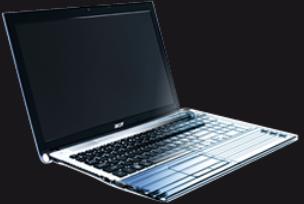 Acer Aspire Timeline X Design