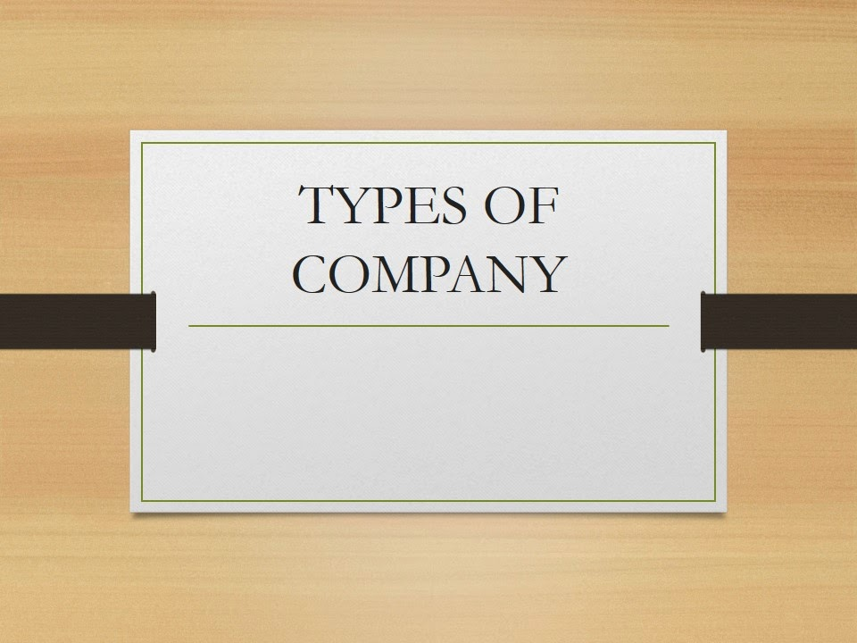 company law This article is based on uk law as at 1st february 2010, unless otherwise stated companies come in many different shapes and sizes there are key differences in what.