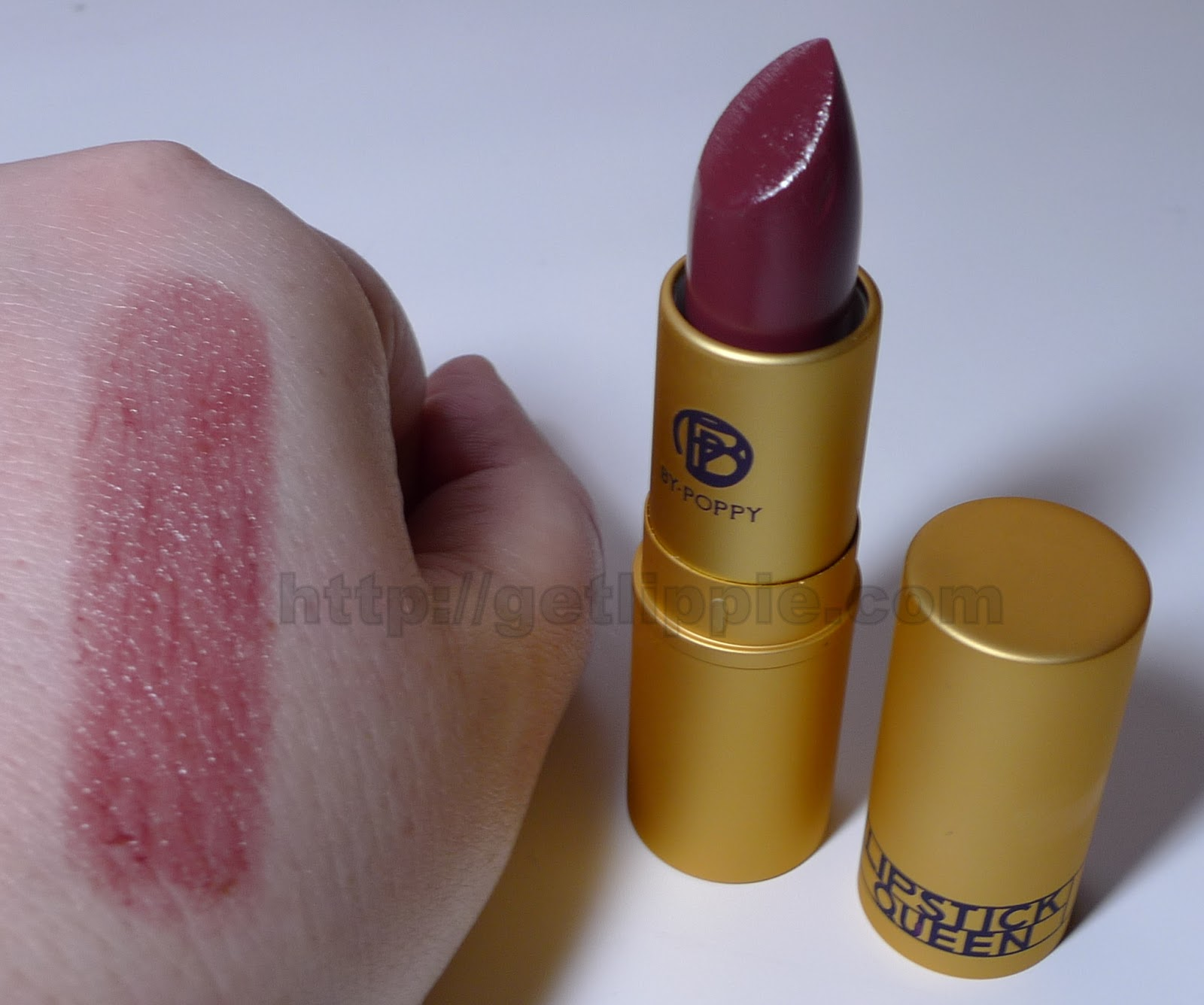 Lipstick queen sinner rouge