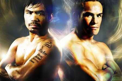 Pacquiao vs Marques poster 2