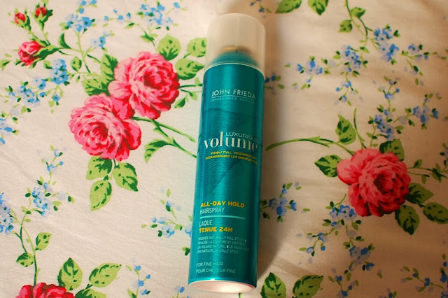 John Frieda Luxurious Volume Hairspray
