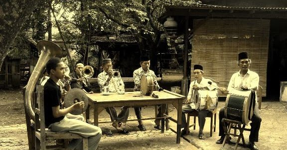 Alat Musik Tradisional Indonesia Alat Musik Khas Jakarta