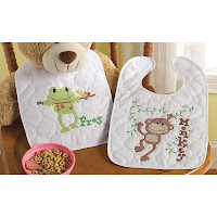 Little Explorer Baby Bibs Kit