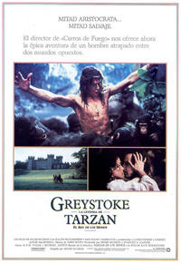 Greystoke, la Leyenda de Tarzán el Rey de los Monos