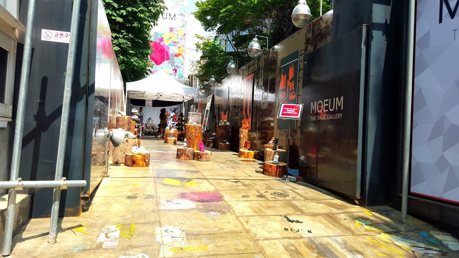 Moeum: The Shoe Gallery