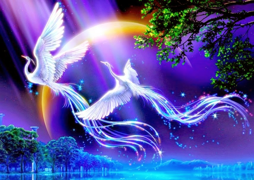 Um anjo que protege