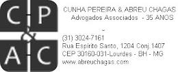 CUNHA PEREIRA & ABREU CHAGAS - Advogados Associados