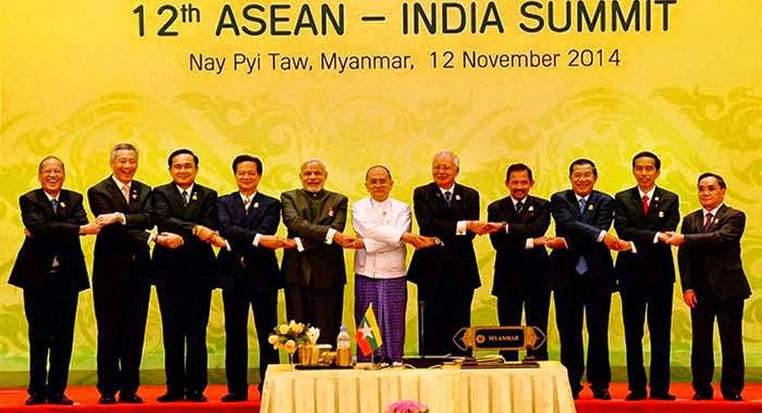 India-Burma-Myanmar-Bilateral-Relationship-ASEAN