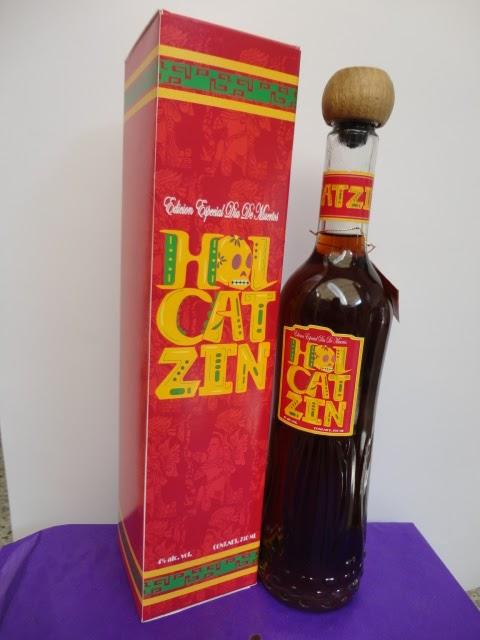 Holcatzín