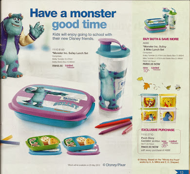 MONSTER INK MEAL BOX