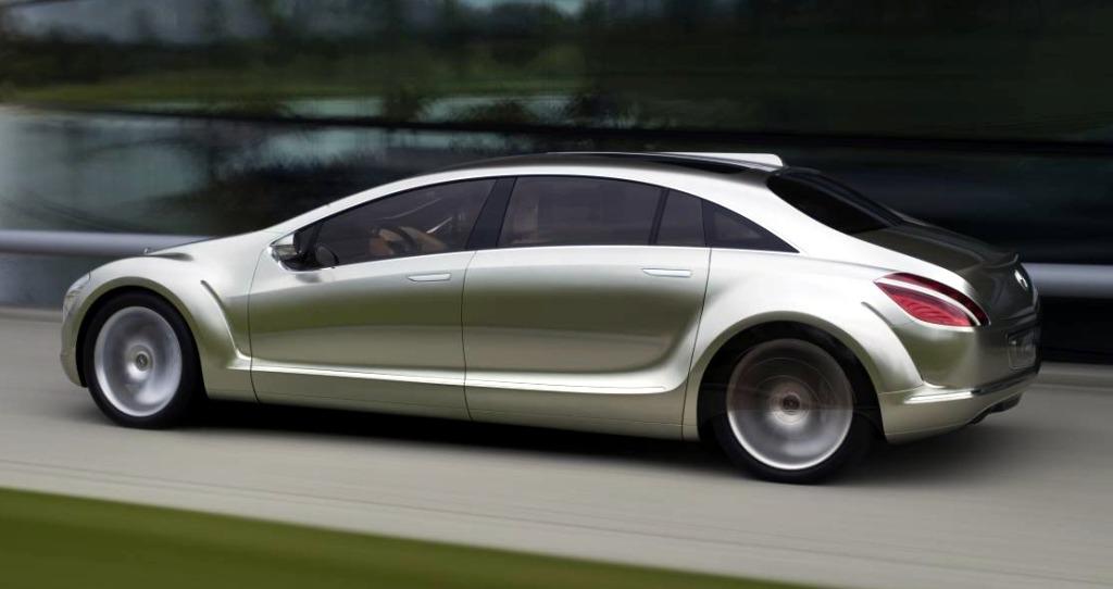 World Automotive Center Mercedes Benz F700 Good