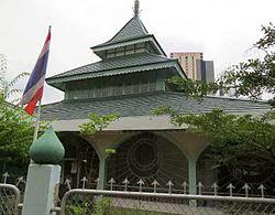 JAVA MOSQUE, Masjid Tertua di Ibukota Bangkok Thailand
