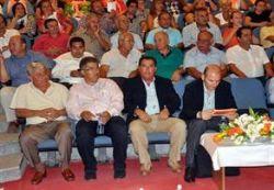 AKP'ye 2 belediye transferi