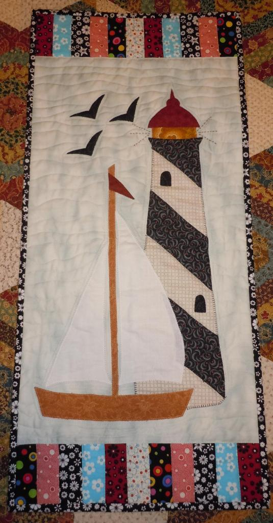 Lighthouse Quilt Pattern : Lighthouse Quilt Patterns - Pattern Collections