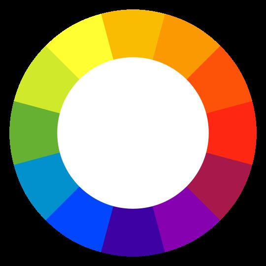 Soyez croquer bien choisir ses couleurs le cercle - Cercle couleur complementaire ...