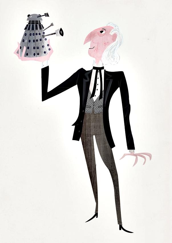 Doctor Who, por Fermín Solis