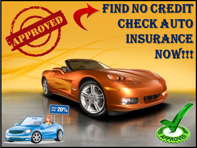 Best Place To Get Car Insurance With No Credit Check
