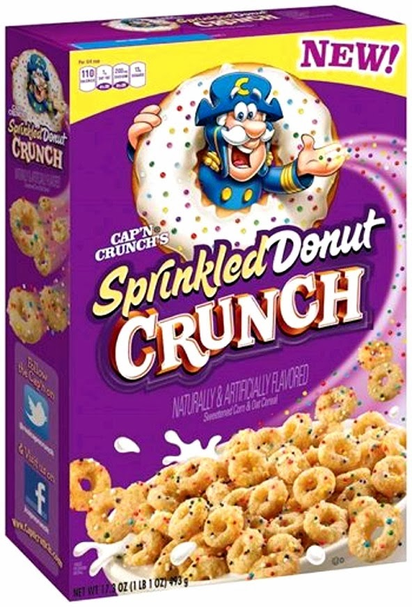 Captain Crunch - Dinosaurs Are Back