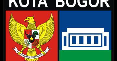 Logo Kabupaten Kota Logo Kota Bogor Jawa Barat