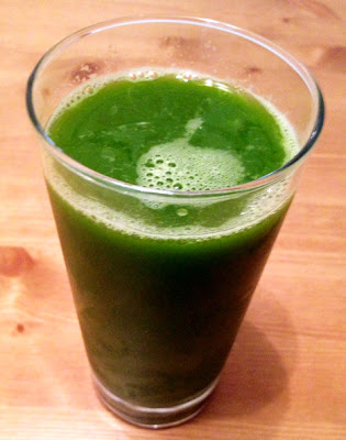 A Good Hue Green Juice