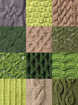 Types Of Knitting Stitches Pictures : knitting stitches-Knitting Gallery